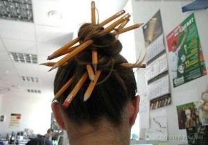 Pencil_Hair_Style